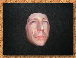 Papermodel Bruce Willis by paperJin