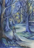 Celeborn in Lothlorien by AnotherStranger-Me