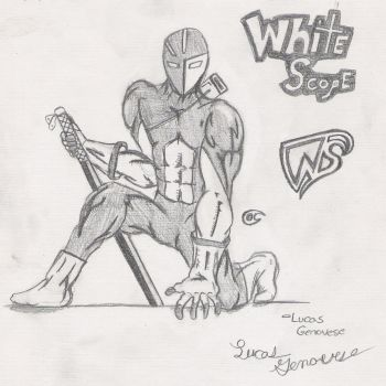 White Scope by StraitJacketDesigns