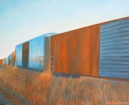 Boxcars by jinxedbyemily