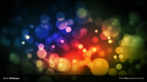 Bokeh Wallpaper by filipe-ps