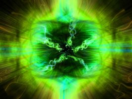 abstract electricity v-tec by Jryen45