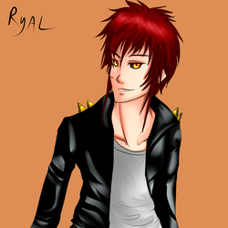 Ryal  by Demonic-stickfigures