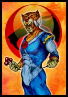 THUNDERCATS - Tygra by SaintYak