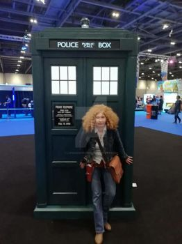 River and the Tardis