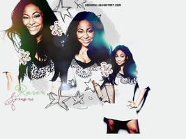 Raven Symone Graphic by dream93