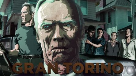 Gran Torino by happydragonpictures