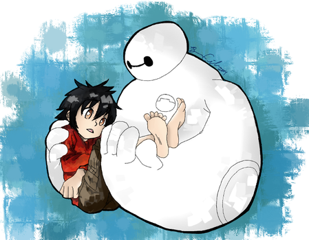 Big Hero 6 by breina