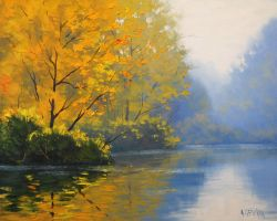 Still waters by artsaus