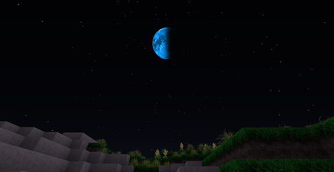 moonrise version of Minecraft Mod by Awetrofasun
