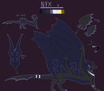Nyx Re design [com] by Eclirra