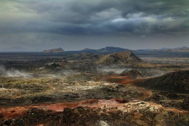 Scorched Earth by ondrejZapletal