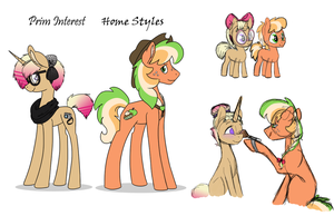 NextGen: Prim and Styles by TorusTheScribe