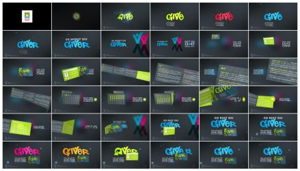 GIVe Cinema Advertisement 2014 by 4degrees