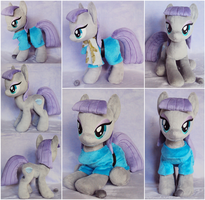 Maud Plushie by ButtercupBabyPPG