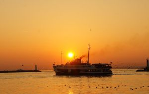 Sunset at Kadikoy 27 by Navvyblue