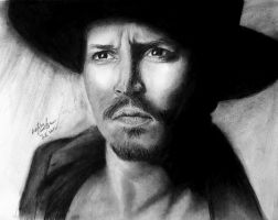 Johnny Depp- Elegance by ADIKAY