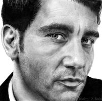 Clive Owen by SosiNonoo