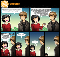 At the Moment - Awkward by eychanchan