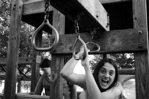 Monkey Bars by lizzy-leigh