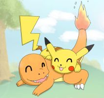 Pika...Char by SleepyVoodle