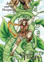 Jack and the Beanstalk - Samantha Johnson by Pernastudios