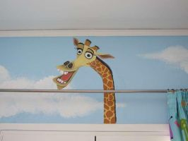 madagascar mural 6 by Theatricalarts