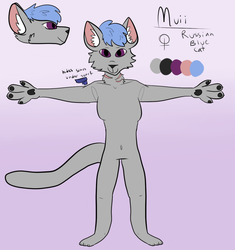UPDATED muii reference by MuiiTheCat