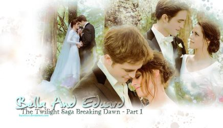 Mr and Mrs Cullen by hazelxxx