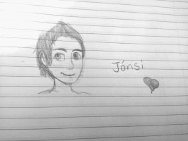 Jonsi by TheEclecticOne