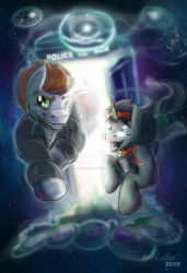 (Commission)  Doctor Whooves the Next Regeneration by Mad--Munchkin