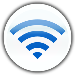 airport wifi icons :scalable: by lopagof