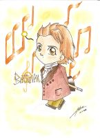 Chibi_Beethoven by Stael