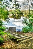 Secluded Landing by welshbeck