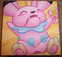 Happy Snubbull