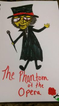 the phantom!!! by FleshPalace