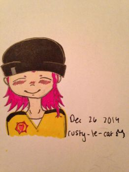 Kazuichi Souda aka my husband by rusty-le-cat