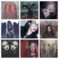 ArtvsArtist by TheComtesse