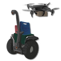 Shadowrun Delivery Drones by raben-aas