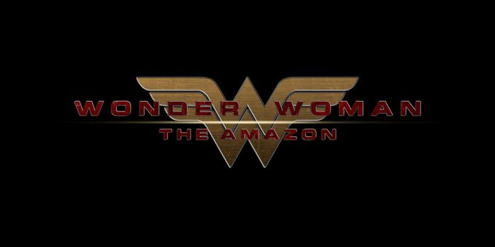 Wonder Woman Logo by jonesyd1129