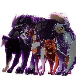 Dogformers: Team Nemesis by TheSpeed0fLlight
