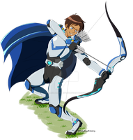 Archer Lance by BlakeBlueArtistry