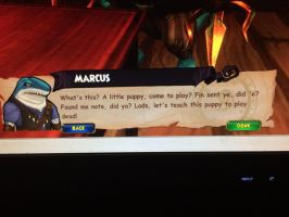 Marcus dialog by LovelyBunny-17