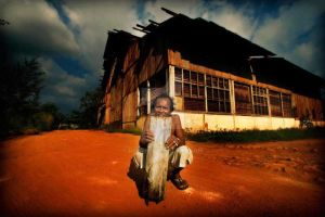 Warehouse keeper by djati