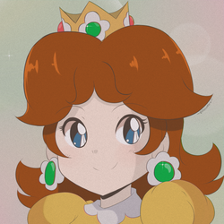 Princess Daisy - (1980's Ver.) [Tutorial in Desc.] by chocomiru02