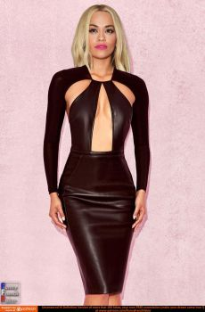 Rita Ora - the perfect LBD by hedx
