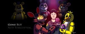 Not Forgotten - FNAF Version by Bleuxwolf