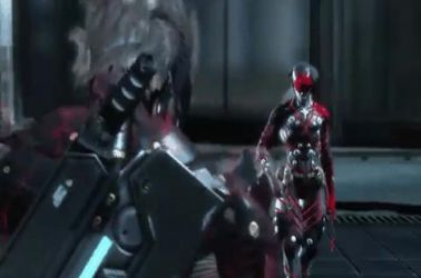 GIF, MGR, Who's Next? by Playstation-addict