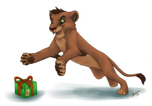 Kovu - Advent by Azerane