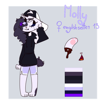 [2017] Molly Refrence Sheet by pff-f